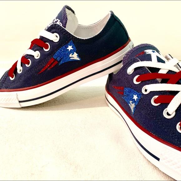 Converse Shoes | New England Patriots